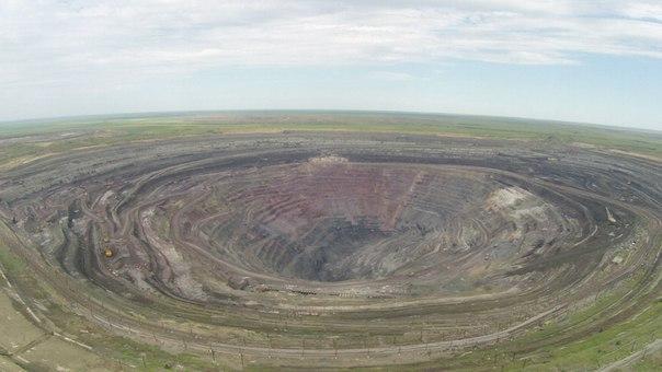 Eurasian Resources теперь имеет высокотехнологичный рудник.